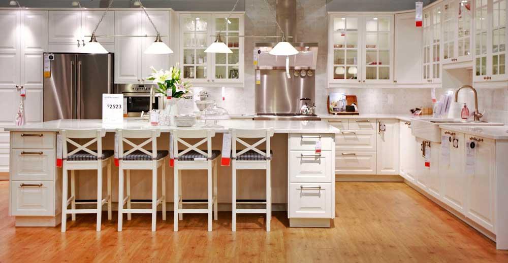 Phong cách thiết kế tủ bếp hợp lý cho nhà bạn