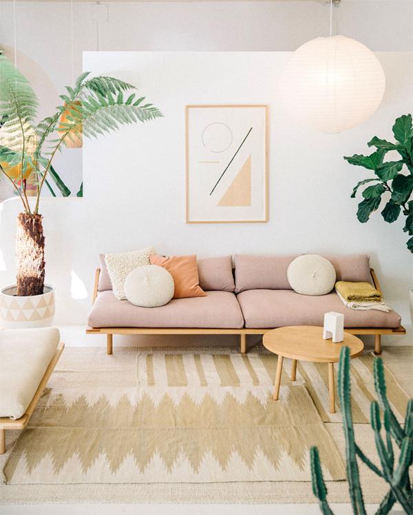 Sofa cho từng diện tích phòng khách căn hộ nhà bạn.