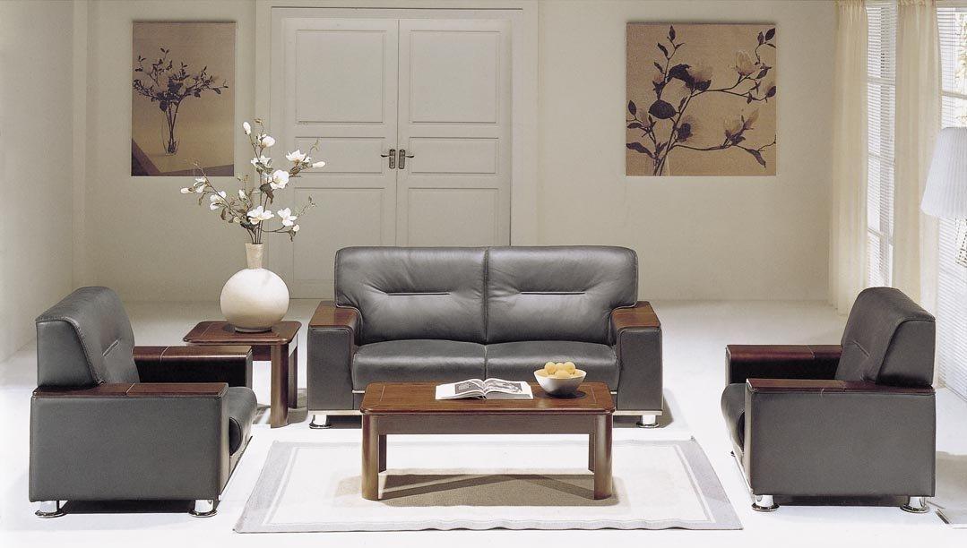 Sofa da sự lựa chọn hoàn hảo cho văn phòng làm việc