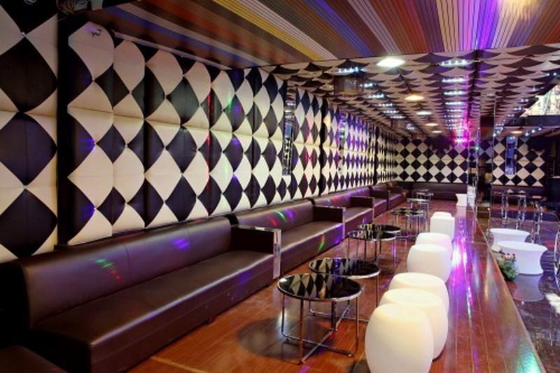 Sofa karaoke phong cách kiểu mới kiểu dáng hiện đại
