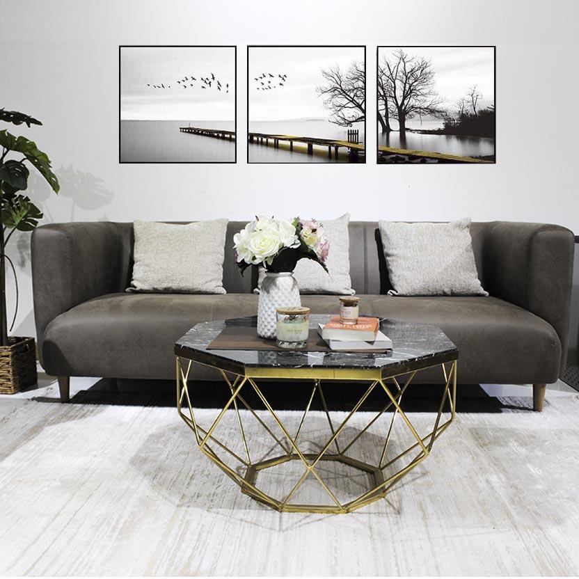 Sofa phòng khách điểm nhấn vẻ đẹp của căn phòng