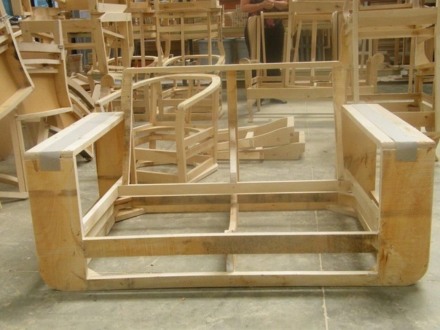 Tất tần tật về quy trình sản xuất ghế sofa