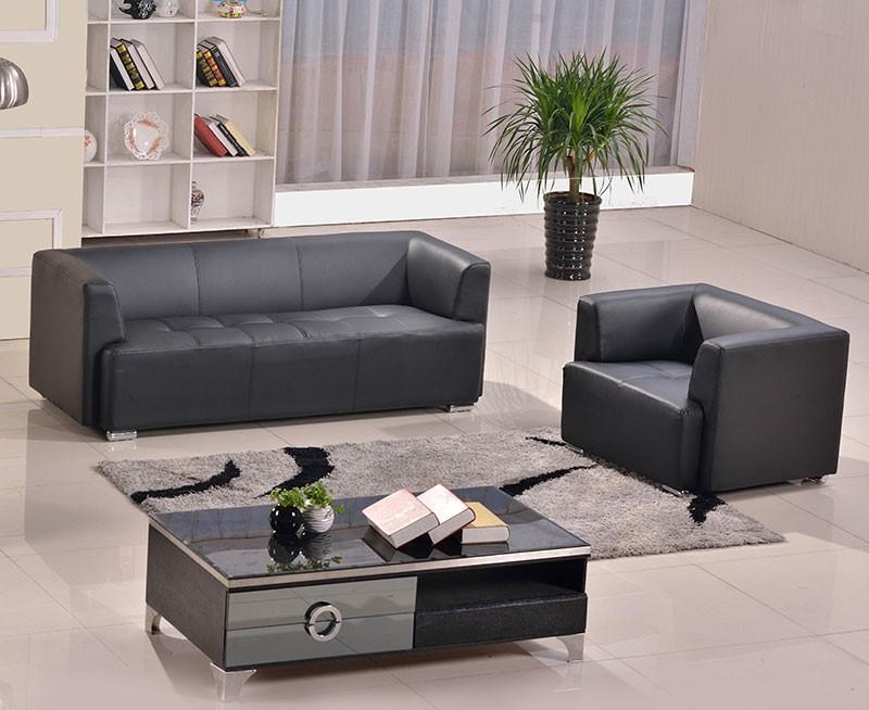Thiết kế văn phòng làm việc với bộ sofa đẹp mắt