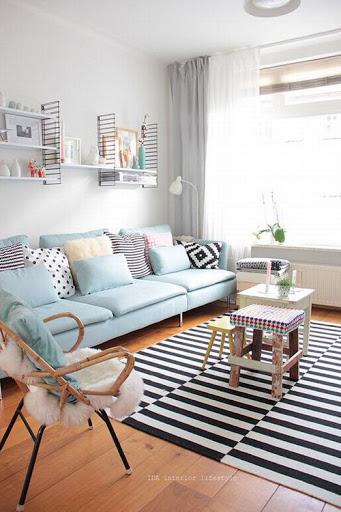 Top 5 màu gợi ý cho bọc ghế sofa mùa đông xuân