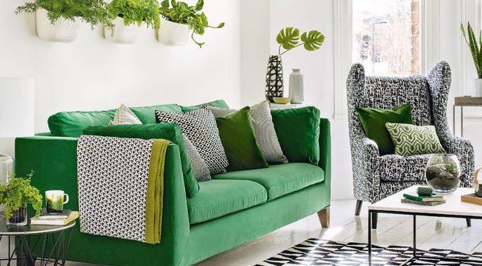 Top những sắc màu sofa được ưa chuộng trong năm 2020