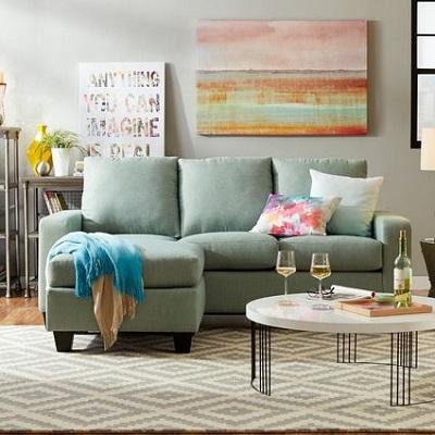 Ưu điểm của vải nỉ khi bọc ghế sofa