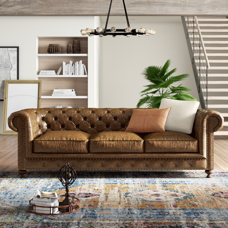 Ưu nhược điểm của sofa làm từ vải da thật