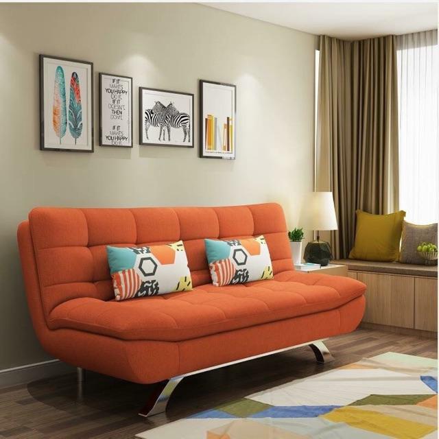 Vì sao nên chọn sofa giường cho phòng nhỏ