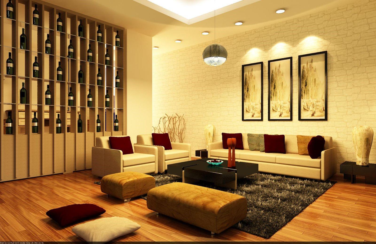 Xu hướng thiết kế nội thất HOT nhất 2020