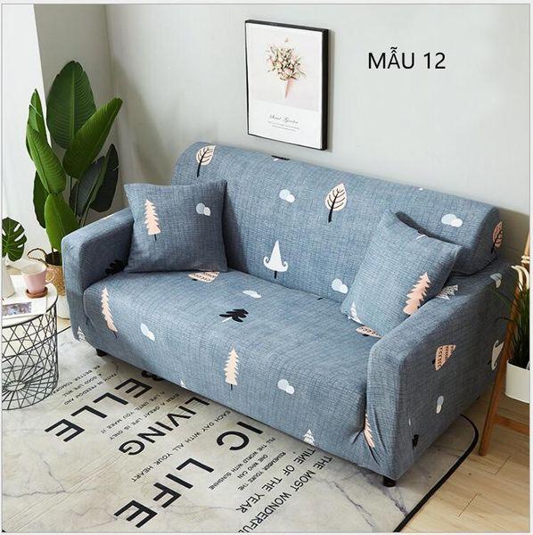 Ý tưởng chọn vải bọc ghế sofa