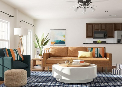 Ý tưởng thay đổi diện mạo cho phòng khách