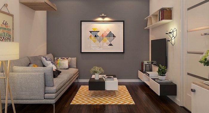 Ý tưởng trang trí cho phòng khách nhỏ nhà bạn trở nên đẹp hơn